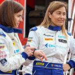 Cristina Silva com estreia positiva ao volante do Ford Fiesta R1 em Fafe