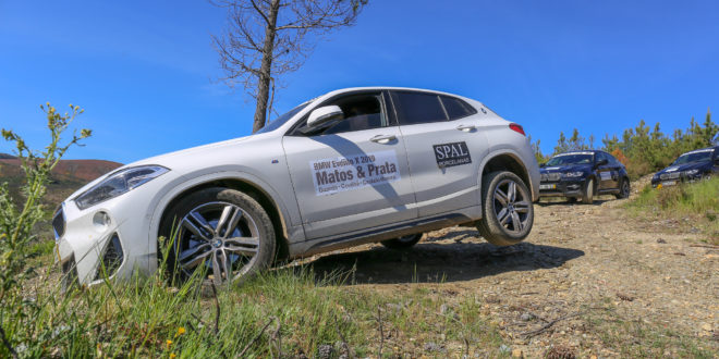 Matos & Prata em mais uma aventura com os BMW!