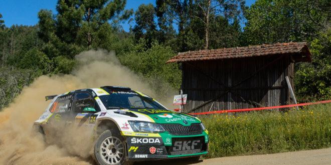 Campeonato de Portugal de Ralis prossegue com o Vodafone Rally de Portugal
