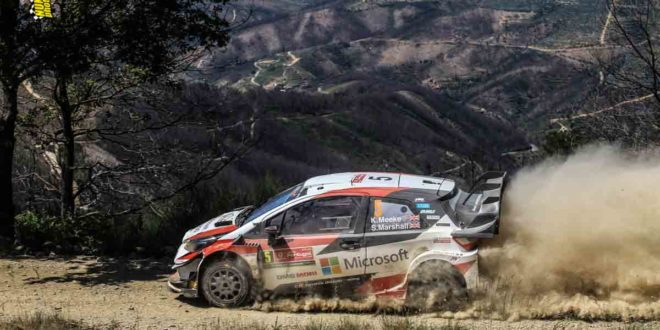 Photos Vodafone Rallye de Portugal IV