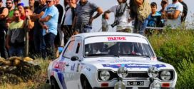 Vitor Calisto estreia Ford Escort RS 2000 MK1
