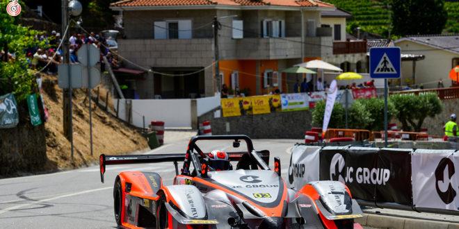 JC Group Racing Team garante três pódios na Rampa de Santa Marta