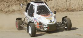 Luís Almeida  Em quinto, no Kartcross de Sever do Vouga