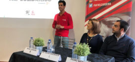 Rafael Cardeira apresentou Projeto KM'Solidários