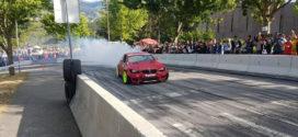 Diogo Correia vence primeira prova do Campeonato de Portugal de Drift em Melgaço