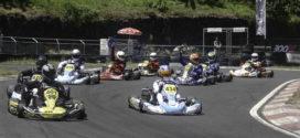 Os vencedores da segunda prova do Troféu de Karting da Madeira
