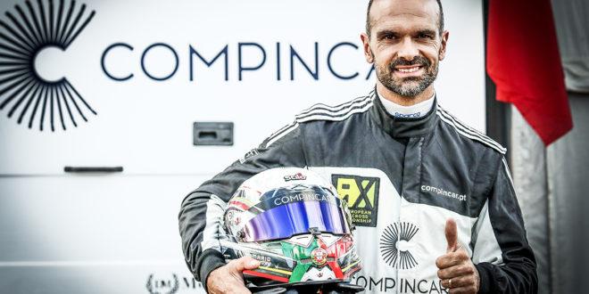 Mário Barbosa com estreia positiva  no FIA Euro RX na Suécia