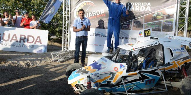 Alexandre Borges foi o grande vencedor do Guarda Racing Days