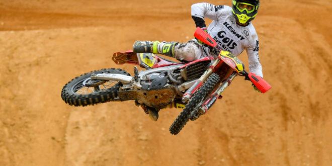 Diogo Ventura vooupara a vitória
