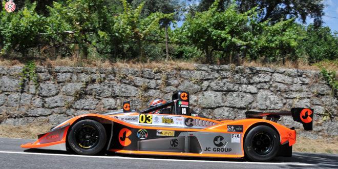 JC Group Racing Team motivada e confiante para a Rampa do Caramulo