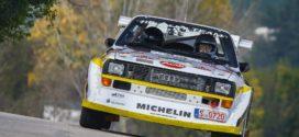 """Mítico Audi Sport Quattro S1 e ex-campeão do Mundo Stig Blomqvistsão """"figuras de cartaz"""" do RallySpirit Altronix 2019"""