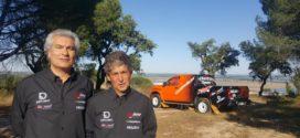 Fernando Barreiros quer vencer na Baja Aragón