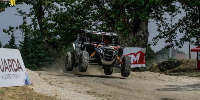 Armindo Araújo brilhou no Guarda Racing Days