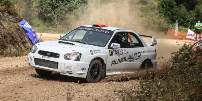 Eduardo Santos no Rally Serras de Fafe e Felgueiras