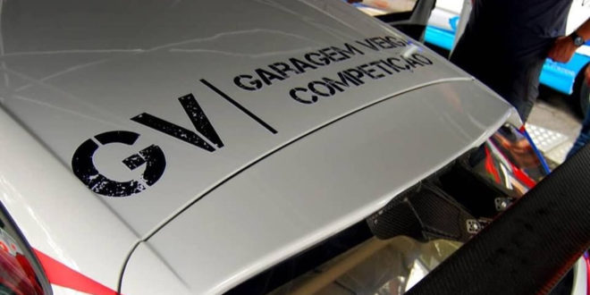 7 pilotos a cargo da Garagem Veiga Competição