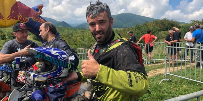 Fausto Mota nas 24 horas Vall de Tenes