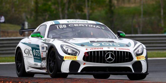 Veloso Motorsport defende liderança em Barcelona