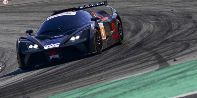 Gabriela Correia consegue duas vitórias na estreia no GT4 South European Series