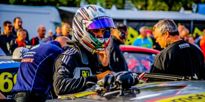 Mário Barbosa ganhou uma das séries no FIA Euro RX em França