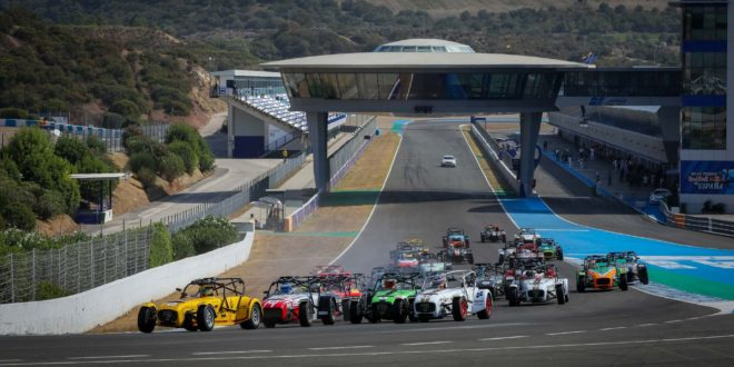 Corridas 'loucas' marcam regresso do Super Seven by Toyo Tires a Jerez de La Frontera!