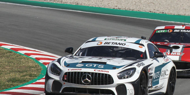 Veloso Motorsport brilha nas GT4 South European Series