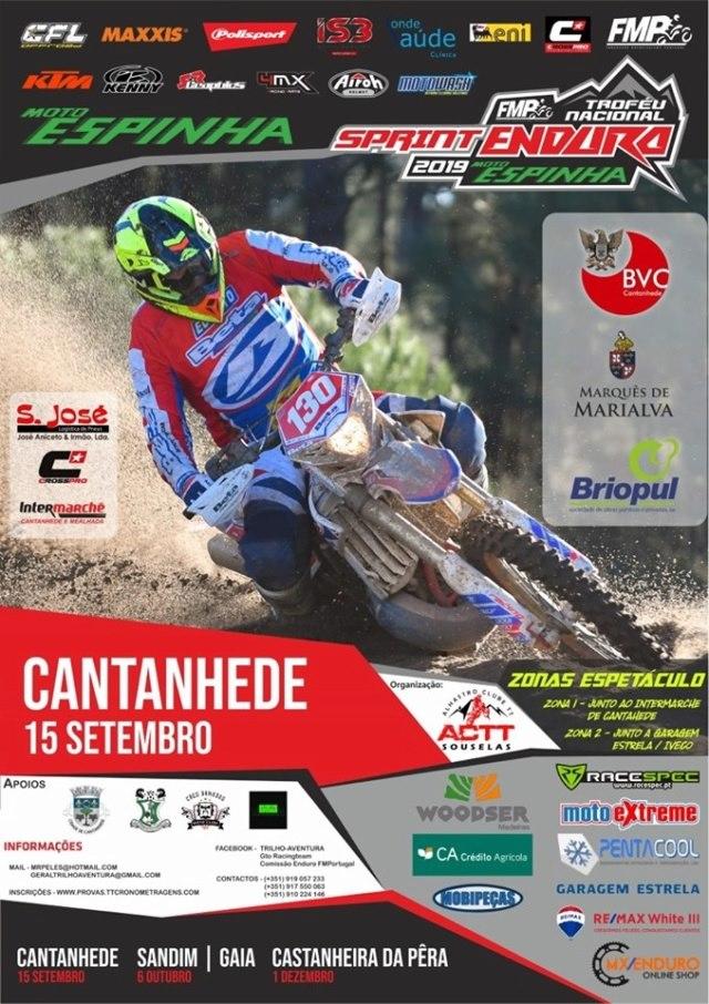 Troféu Sprint Enduro Cantanhede acolhe estreia de nova disciplina