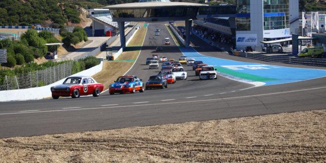 Historic Endurance ruma a Jerez de La Frontera com mais de 30 equipas inscritas