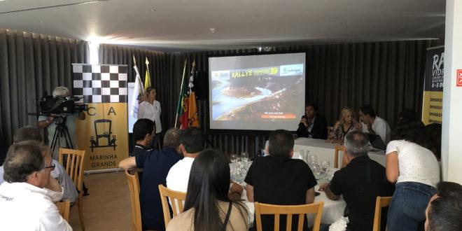 Rallye Vidreiro Centro de Portugal – Marinha Grande aposta forte na Segurança
