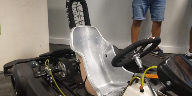 FIA apresentou em Portugal arco de segurança para o Karting