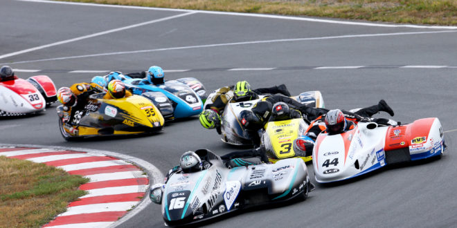 Mundial Side-Car decide-se no Estoril