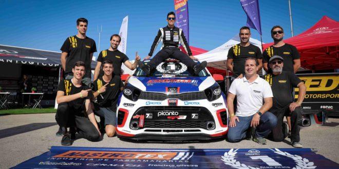 Campeões do Kia Picanto GT Cup fazem a festa em Portimão num ambiente de grande apoteose!