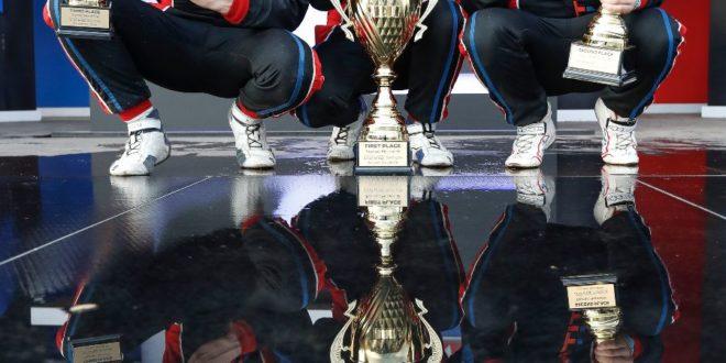 Irmãos Hansen compartilham vitórias enquanto luta pelo título acontece na Hungria