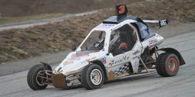 Luís Almeida  Terceiro na prova, terceiro no Campeonato