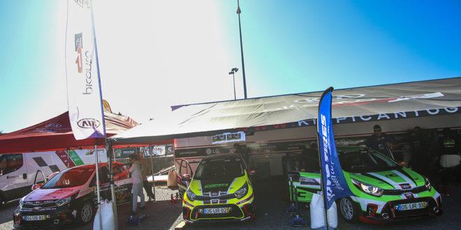 Kia Picanto GT Cup leva quatro duplas ao Rallye Vidreiro Centro de Portugal!