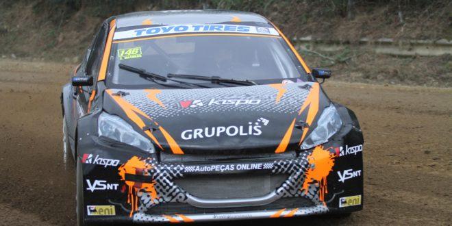 Joaquim Machado  Vice-Campeão da Super 1600