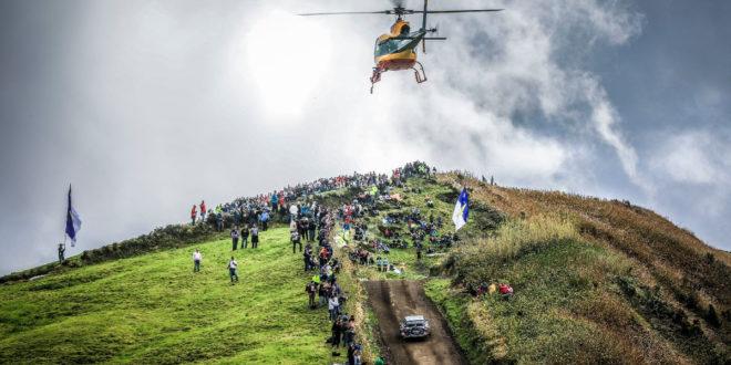 Azores Rallye abre calendário do 'Europeu' de ralis em 2020