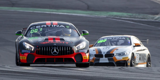 Bullitt Racing reforça GT4SES nas rondas portuguesas