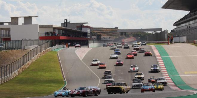 Grelha esgotada no Iberian Historic Endurance para o Algarve Classic Festival