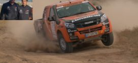 Campeão Ibérico Fernando Barreiros no Africa Eco Race 2020