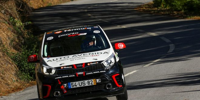 Kia Picanto GT Cup faz o pleno no Rallye Casinos do Algarve!