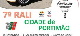 Lista de inscritos Rali Cidade de Portimão