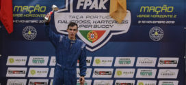 Alexandre Borges vence Taça de Portugal de Kartcross