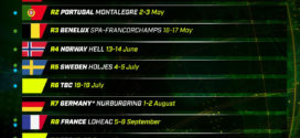 Calendário Mundial Rallycross 2020 revelado
