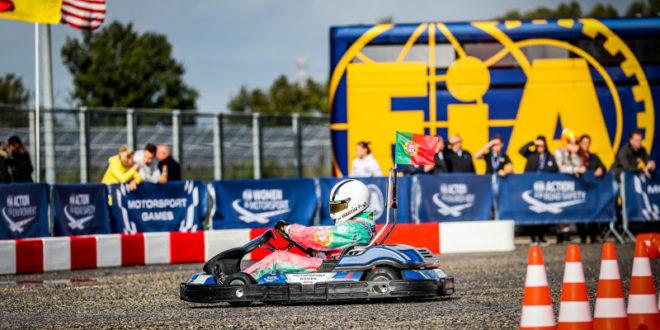 Portugal perto do pódio nos FIA Motorsport Games