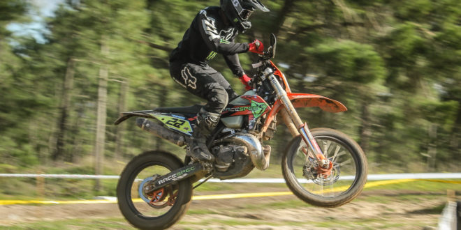 Basaula assina primeira no Enduro