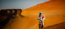MÁRIO PATRÃO NO FINAL DO DAKAR 2020 NA ARÁBIA SAUDITA