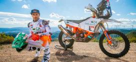Mário Patrão na Arábia Saudita a postos para o Rali Dakar
