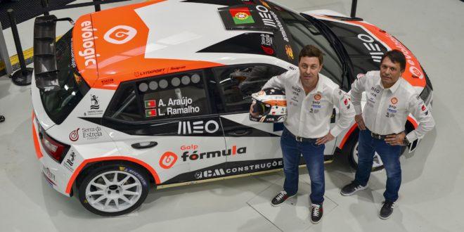 Armindo Araújo apresentou projecto 2020