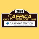 Mapa Africa Eco Race 2020