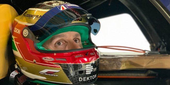 Filipe Albuquerque piloto de desenvolvimento e de testes da DS Techeetah – Formula E